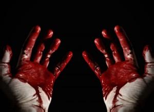 bloody-hands